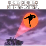 Stepback Signal