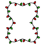 Funny Lit AT Christmas Lights Shirt