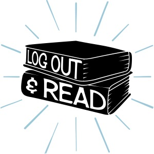 Log Out & read