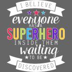 Discover Your Superhero