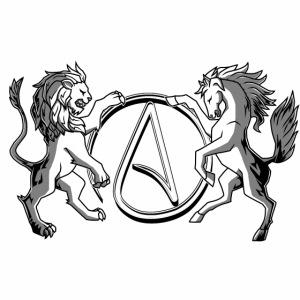 AR Manila Atheist Logo