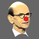 Paul Finebaum Clown Shirt