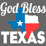 God Bless Texas Houston