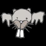 Frisky Beaver