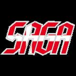 Saga Denmark flag logo.gif