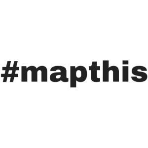 #mapthis hashtag