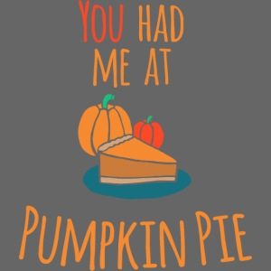 You had me at Pumpkin Pie - Happy Halloween