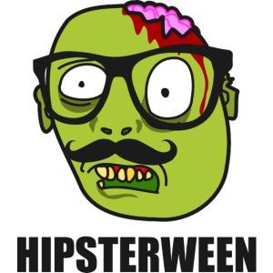 Hipsterween Zombie