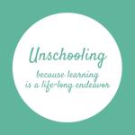 unschooling t shirt