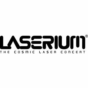 LaseriumLogo SolidBlack Tag