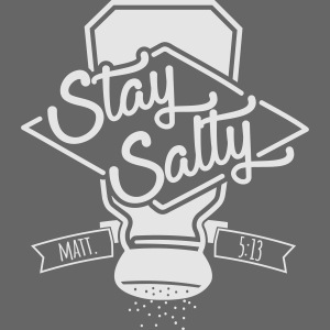 Stay Salty White