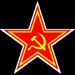 Soviet - star hammer