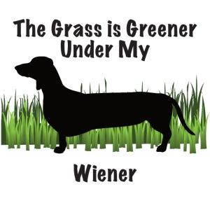 Wiener Greener Dachshund