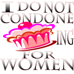 I Do Not Condone Caking