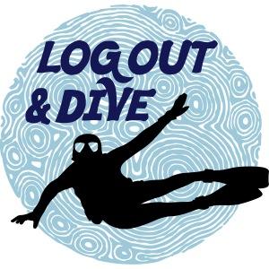Retro Log Out & Dive
