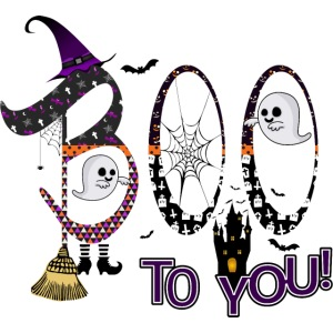 Halloween Boo To You