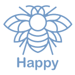 beehappyblue