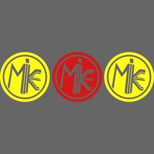 M.I.K.E. (SHINY GOLD & SHINY SILVER Hat)