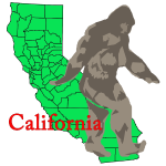 California bigfoot