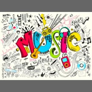 music banner