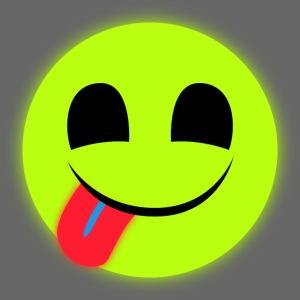 Glowing Emoticon