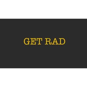 GET RAD HOODIE