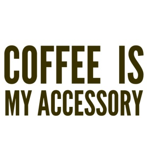 brown coffee is my access
