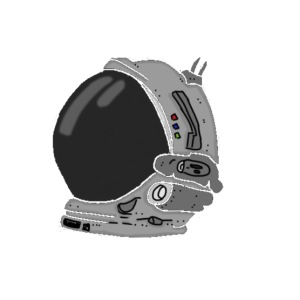 Logo de Cosmonautes