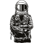 Astronaut Rebel