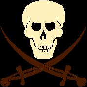 piratentotenkopf