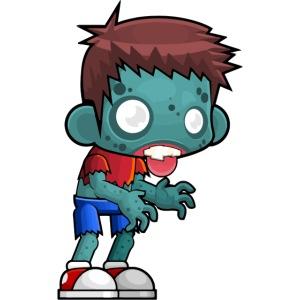 male zombie