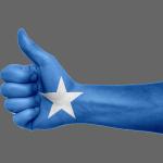 somalia - thumps Up