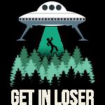Get In Loser, Alien Abduction