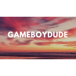 GameBoyDude merch store