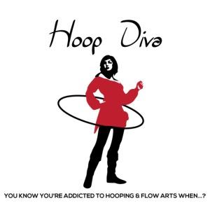 Hoop Diva - Red