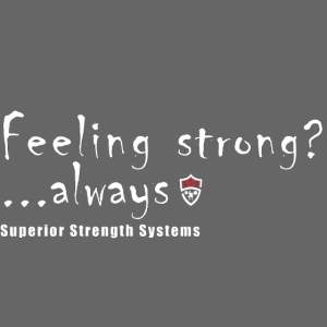 Feeling Strong Always