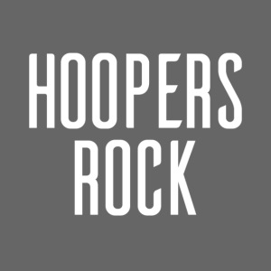Hoopers Rock - White