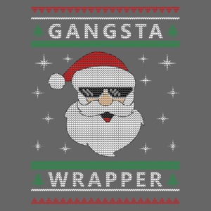 Christmas Gangsta Wrapper