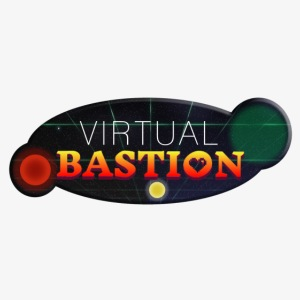 Virtual Bastion: Space Logo