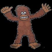 Monkey King Kong Or Big Foot