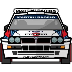 Lancia Delta Integrale DTG