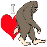 I love Bigfoot 2