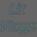 """""""Lit Vlogs"""" iPhone Case"""