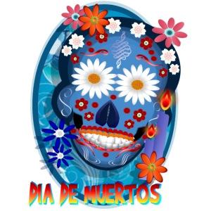 DarkSkull-Día de Muertos