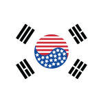 Korean American Flag