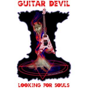 Guitar-Devil-Tee-Copyright-2017-by-Michael-Groebel