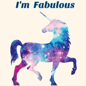 I'm Fabulous Unicorn