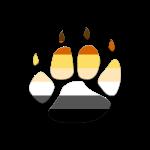 Bear PRIDE PAW