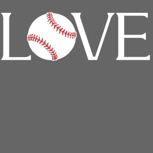 Softball baseball Love