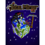 Total Miner Box Art Tee